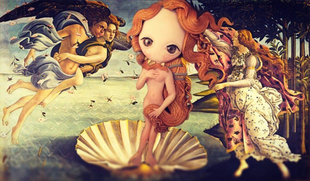 Ma Vénus de Botticelli